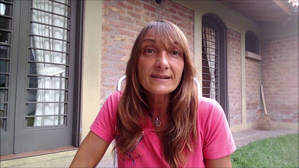 Desde Argentina, mujer comparte su experiencia con Dióxido de Cloro (CDS) como cura para su herida en el cuero cabelludo.