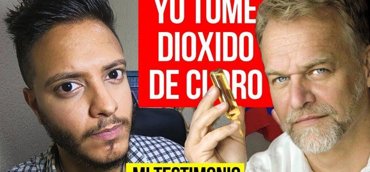 Testimonio tomando Dióxido de Cloro – Eduardo Menoni