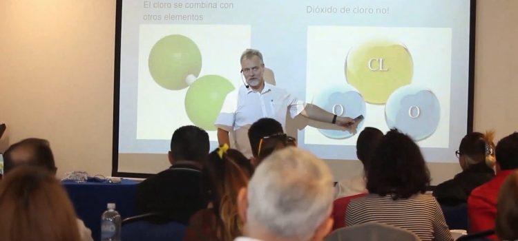 Dióxido de Cloro – Andreas Kalcker – Conferencia 2019