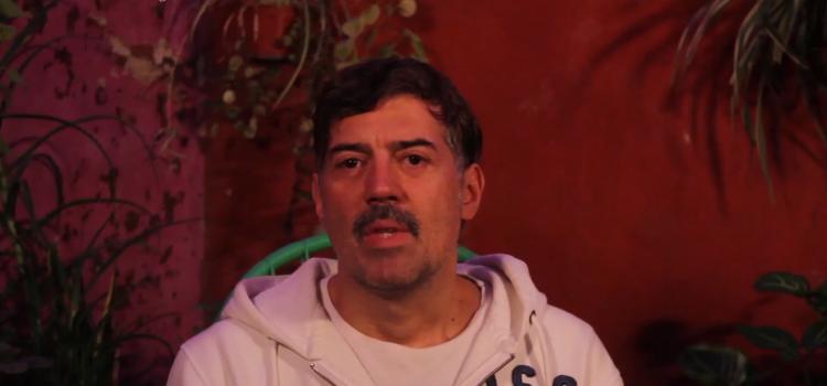 Andreas Kalcker – Testimonio del director Juan Vautista