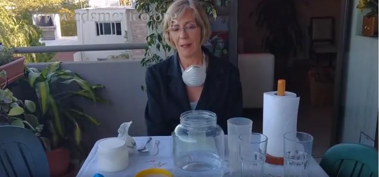 Preparación de Dióxido de Cloro – CDS