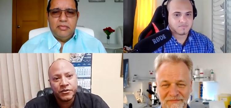 Del dicho a los hechos – Doctores de República Dominicana con Andreas Kalcker