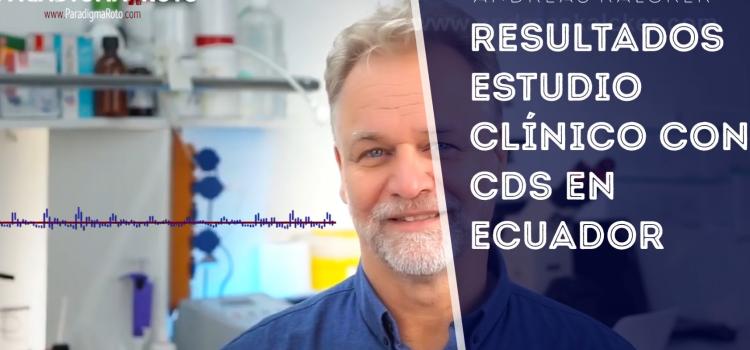 Estudio clínico – Resultados impresionantes (CDS)